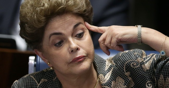 It's Over: Brazilian Leftist President Permanently Removed From Office
