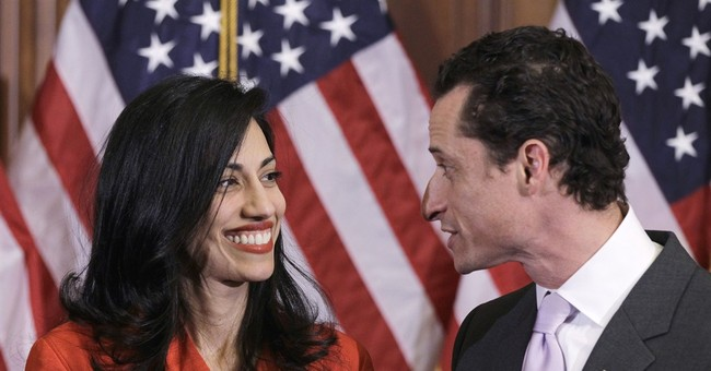 BREAKING: FBI Obtains Warrant To Review Clinton-Related Emails On Weiner-Abedin Laptop