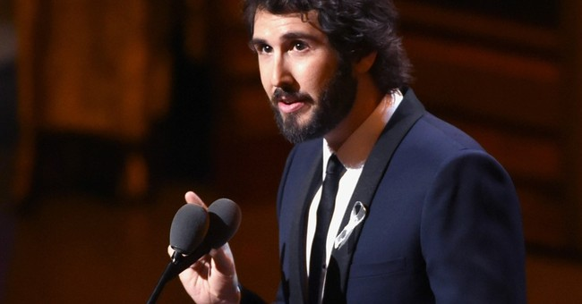 Josh Groban's Eyewitness Account of the NYC Attack