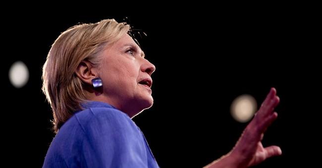 Helpless Hillary