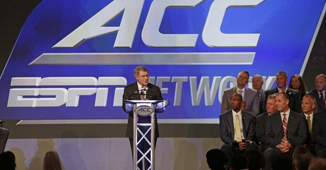 ACC Pulling Championship Events From North Carolina Due To HB2