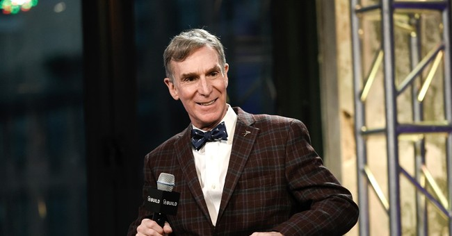 Bill Nye's View of Humanity Is Repulsive