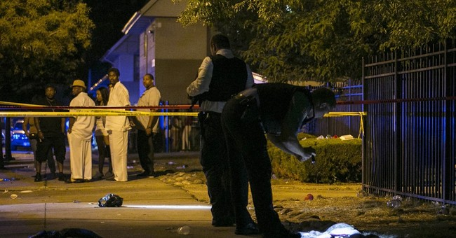 ICYMI: August Was The Most Violent Month To Hit Chicago Since 1997
