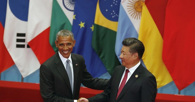 Obama and Communist China Agree