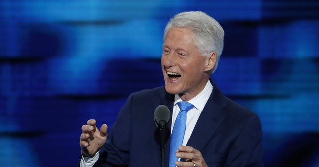 Bill Clinton: 'Make America Great Again' Is A Racially Charged Slogan (That I've Also Said Many Times Before)