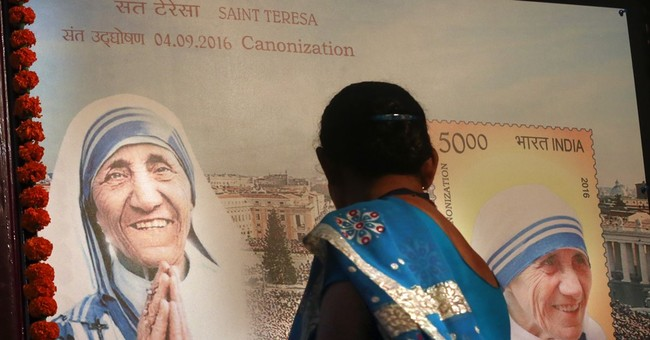 Mother Teresa Declared A Saint