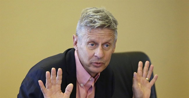 Not Ready For Prime Time: Gary Johnson Stumbles Over Basic Foreign Policy