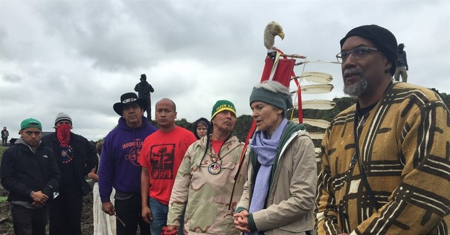 Jill Stein Has Been Charged With Criminal Trespass At A Pipeline Protest
