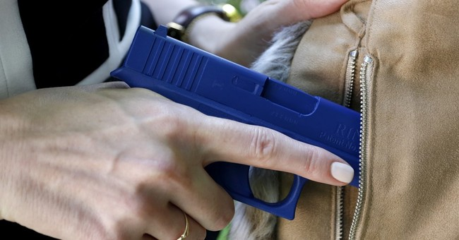 "New Hampshire Now A ""Constitutional Carry"" State"
