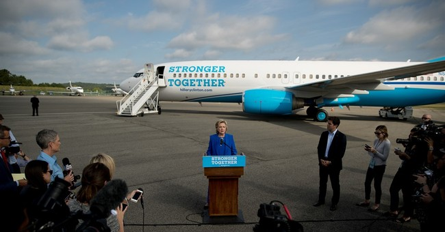 Slipping: New Polling Shows Hillary Losing Ground In Key States