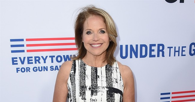 Katie Couric Files to Dismiss Lawsuit For Her Manipulatively Edited Gun Documentary