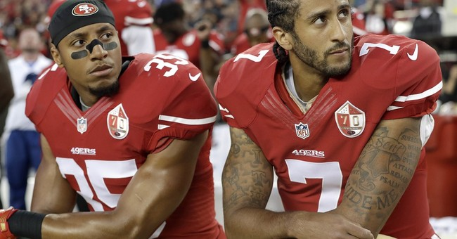 Why Doesn't Kaepernick Protest Fatherlessness?