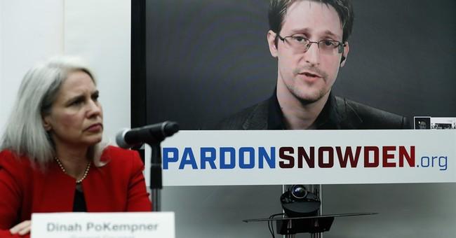 Snowden, Putin, Trump