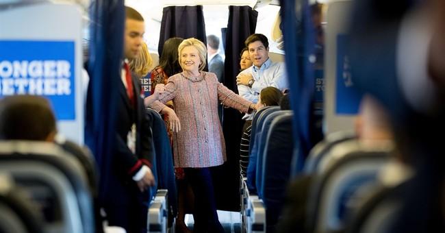 Fox News Poll: Yep, Hillary's Down, and This Race is Now a Dead Heat