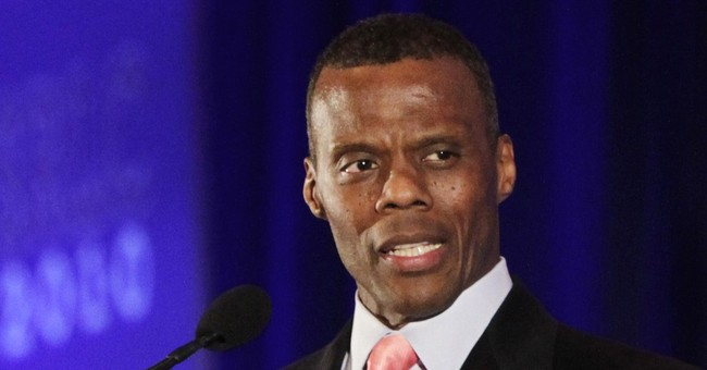 Rep. J.C. Watts Explains Why Presidential Candidates Need to be More Like H.W. Bush