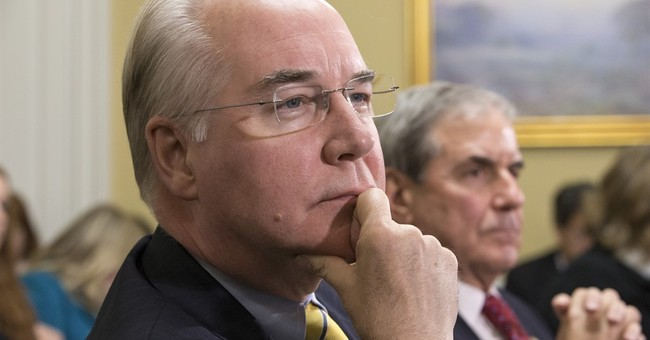 Tom Price a Strong Candidate to Become Next HHS Secretary