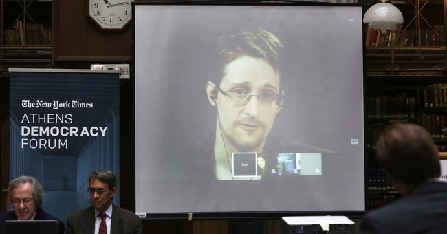 No Pardon for Edward Snowden