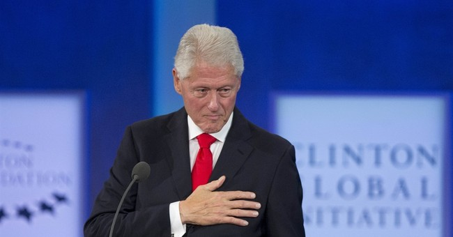 Woman Who Accused Bill Clinton of Rape Calls Him A Sexual Predator