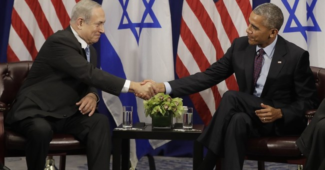 Obama Meets With Netanyahu For Last Time in Office, Says He Wants to Help Israel Find Path to Peace