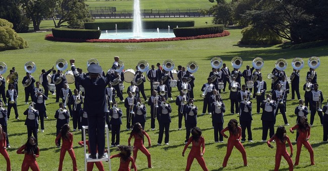 Narrow-Minded A-List Celebs Could Learn Lesson from Patriotic Marching Band