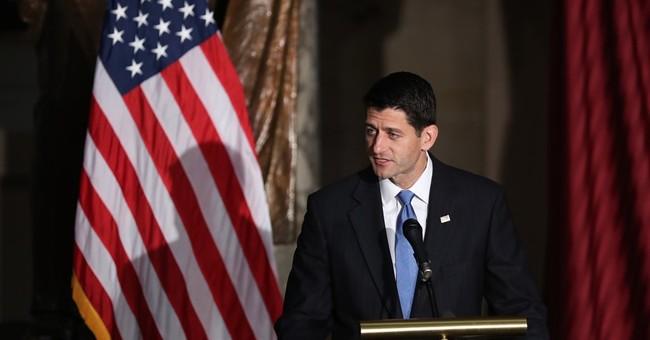 Paul Ryan Coy on Future Presidential Run