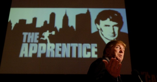 Trump Will Remain Exec. Producer on 'Celebrity Apprentice'