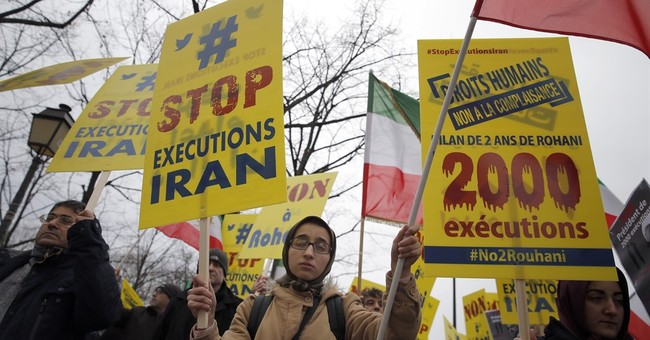 Holding Iran to Account for Its Human Rights Record Is a Unifying Issue for the West
