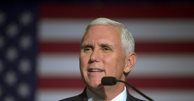 Pence: No, I'm Not Dropping Out