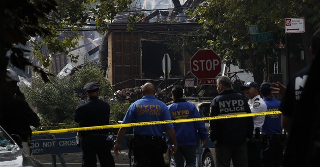 Two NYPD Officers Shot in the Bronx