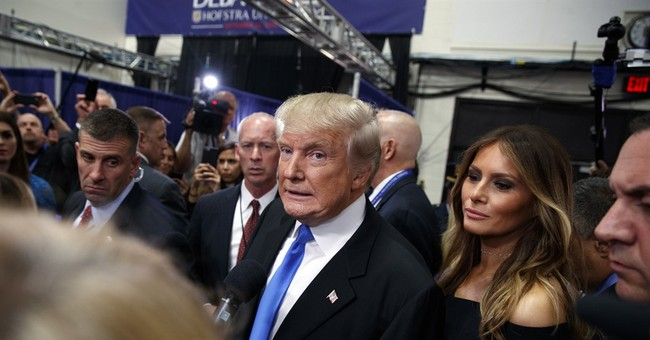 Let the People Roar: I Think Trump Won the Night