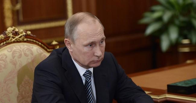Trump Ignores 'Buddy' Putin's Atrocities