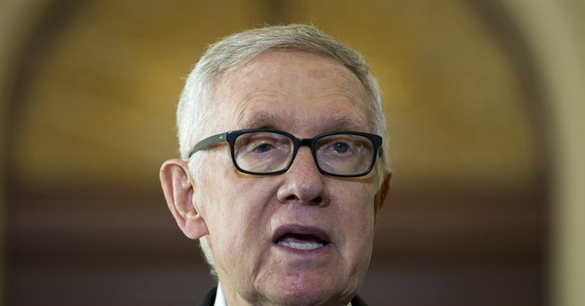 Buh-Bye! Harry Reid Giving Farewell Address Thursday