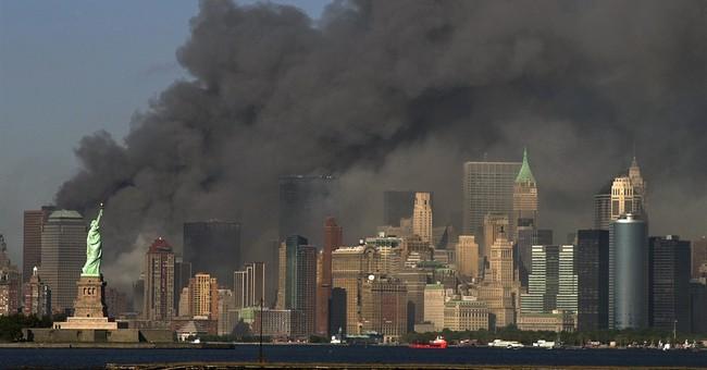 9/11. Again.