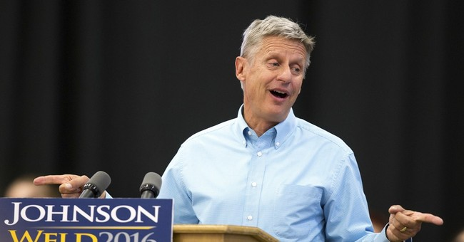 Why I'm Voting for Gov. Gary Johnson