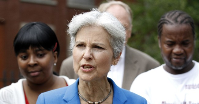 """Jill Stein Raised More Money For The """"Recount"""" Than She Did For Her Actual Campaign"""