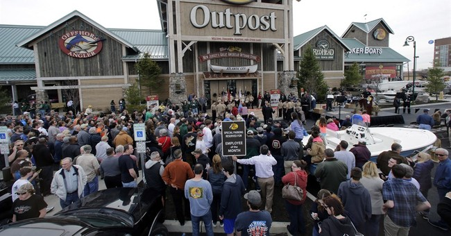 Arkansas Location To Be First Bass Pro And Cabela's Combination Store