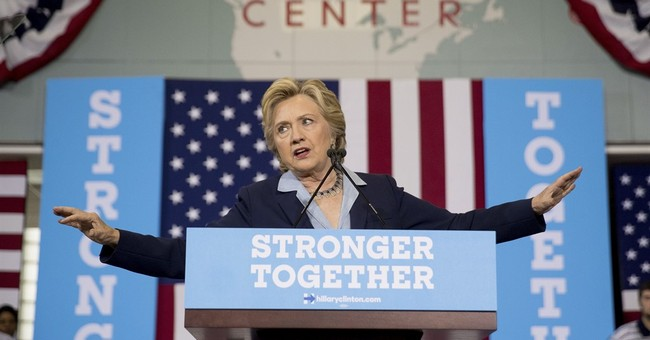 Watch Live: Clinton Holds Rally in Haverford