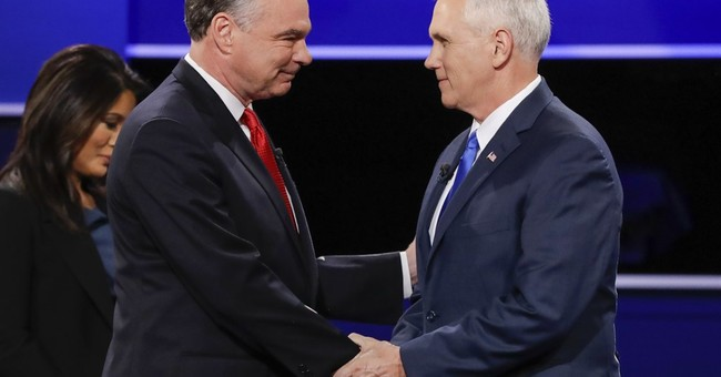 Luntz Focus Group: Pence Destroyed Kaine During VP Debate