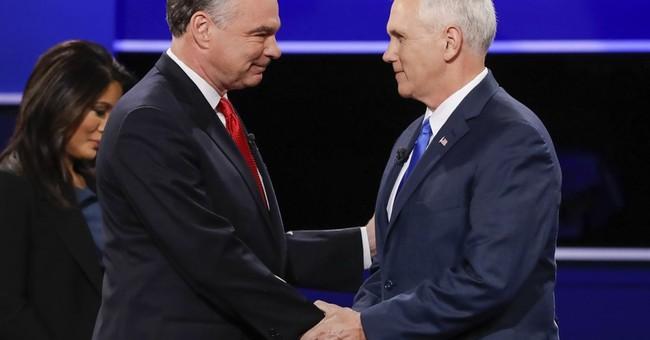 Luntz Focus Group: Pence Destroyed Kaine During VP Debate