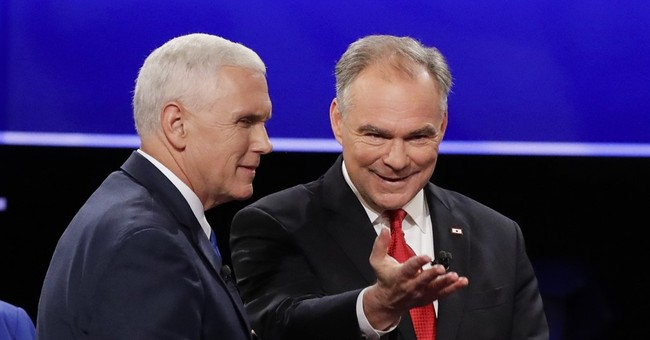 Shut Up, Bro: Tim Kaine Interrupted Mike Pence Over 70 Times
