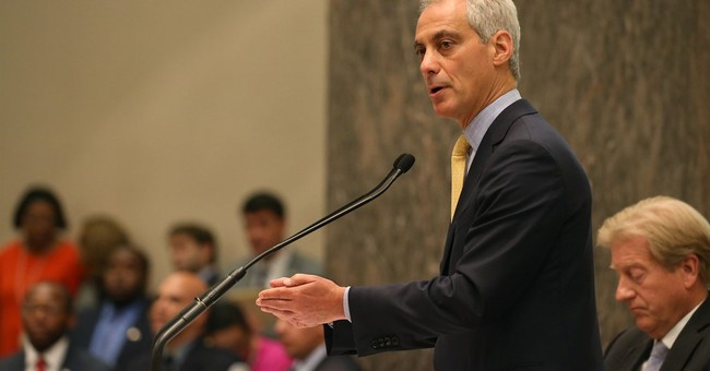 Rahm Emanuel Latest Dem to Criticize Party's Messaging
