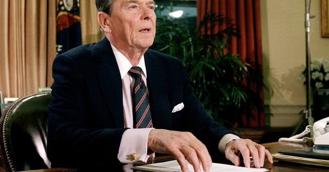 How Ronald Reagan Celebrated St Patrick's Day