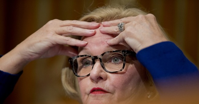 Claire McCaskill Says She Never Met With The Russian Ambassador, But She Did