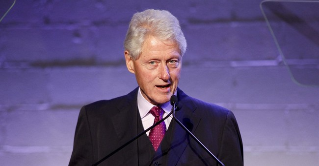 Bill Clinton Mocks Trump Supporters as 'Standard Rednecks'