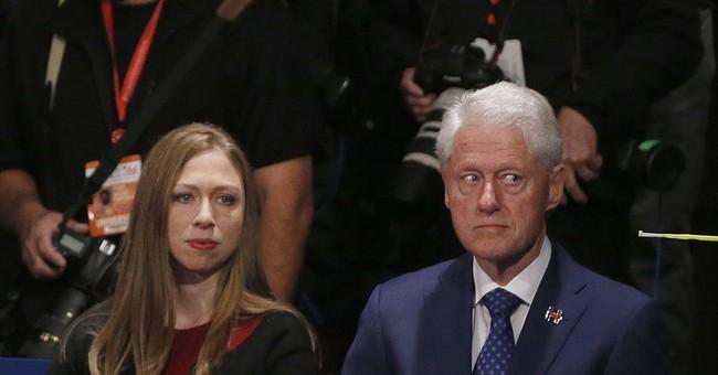 Bill Clinton Dashes Into The Bunker When Pressed About Jeffrey Epstein 'Lolita Express' Flights