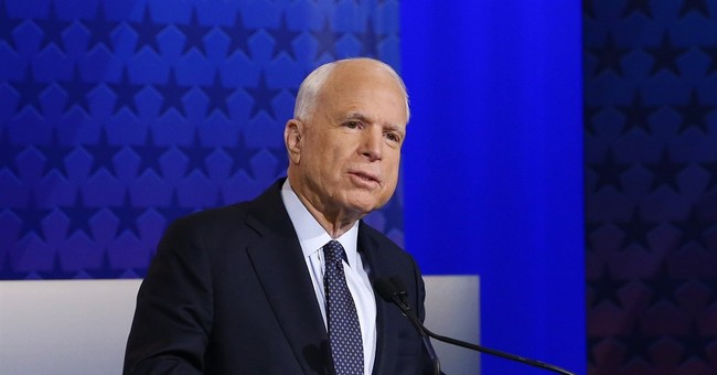 Retreat: McCain Backs Off Declaration To Block Clinton Supreme Court Nominees