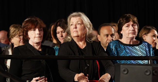 NYT Column: I Believe, And Am 'Haunted' By, Juanita Broaddrick's Rape Accusation Against Bill Clinton