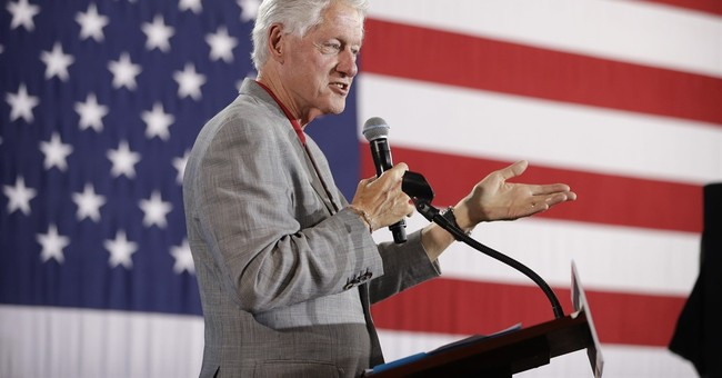 Bill Clinton Says He Had Affair With Monica Lewinsky to 'Manage My Anxieties'