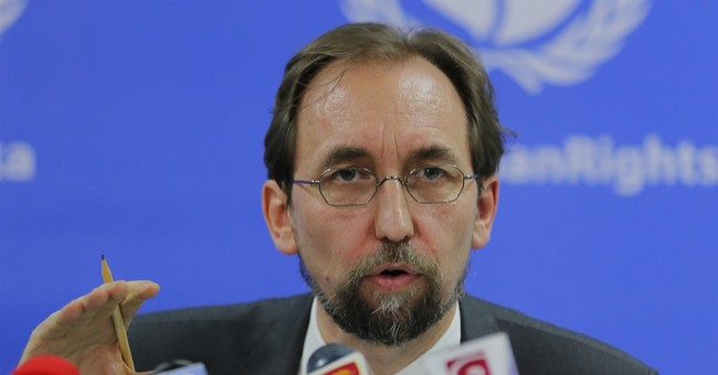 UN Human Rights Chief: Trump's Criticisms of Media Could Amount to 'Incitement' of Violence