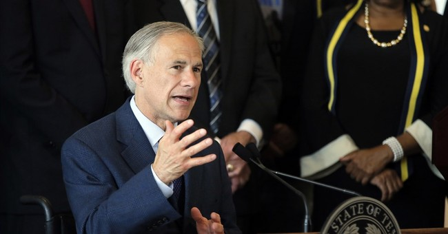 Texas Governor to Ban Sanctuary Cities